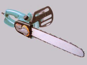 チェーンソーの刃